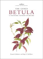 The Genus Betula cover