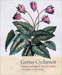 The Genus Cyclamen cover
