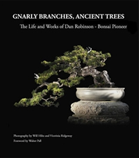 Gnarly branches book jacket