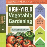 High-Yield Vegetable Gardening cover