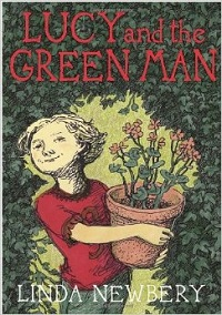 Lucy and the Green Man book jacket