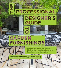 The Professional Designer's Guide to Garden Furnishings cover