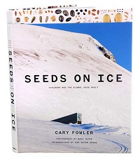 Seeds on Ice cover
