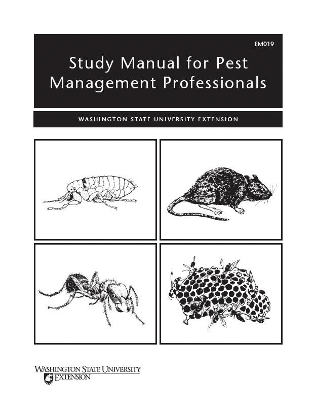 Pest management study manual for pest control professionals / by Arthur L.  Antonelli [and others].