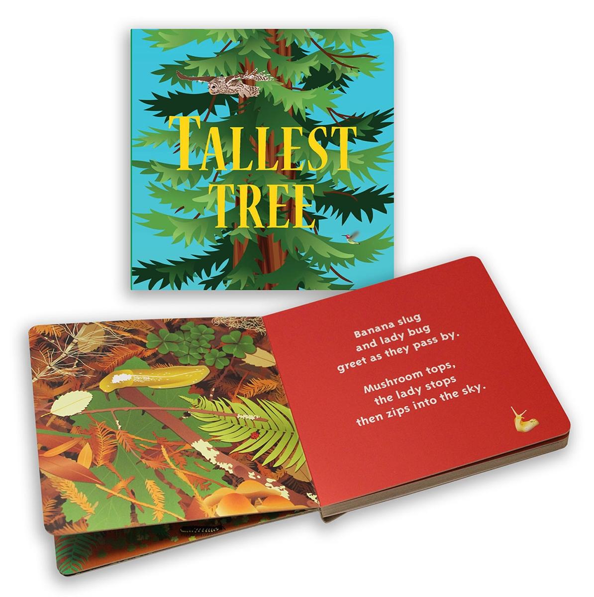 Tallest tree / poem, Robert Lieber ; illustration, Carol Klammer