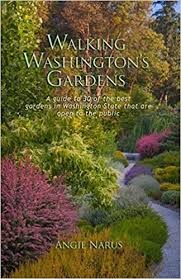 Walking Washington's Gardens cover