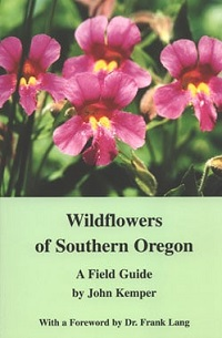 Wildflowers of Southern Oregon cover