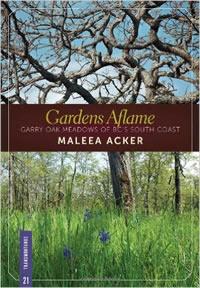 Gardens aflame book jacket