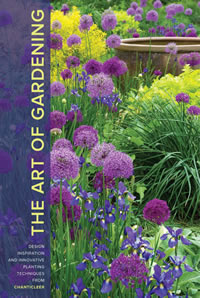 Art of gardening book jacket