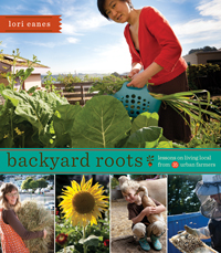 Backyard Roots book jacket
