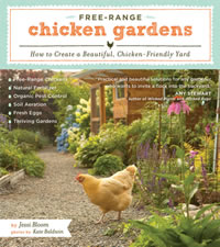 Free range chickens book jacket