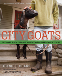 City Goats book jacket