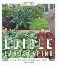 Edible Landscaping book jacket