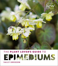 plant lovers guide to epimediums  book jacket