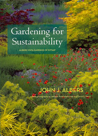 Gardening for Sustainability book jacket