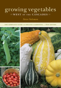 Growing Vegetables book jacket