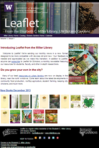 Leaflet graphic