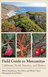 Field guide to manzanitas book jacket