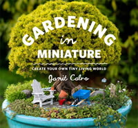 Gardening in Miniature book jacket