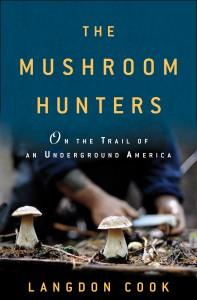 Mushroom Hunters book jacket