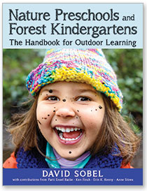 nature preschool book jacket