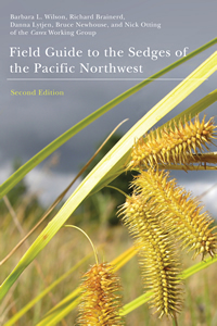Sedges of the pacific northwest book jacket