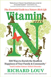 Vitamin N book jacket