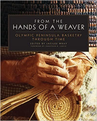 From the hands of a weaver book jacket