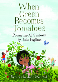 When green becomes a tomato book jacket