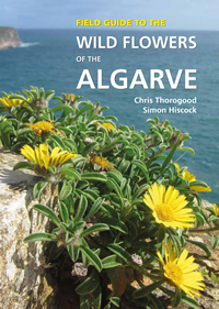 Wild flowers of algarve book jacket
