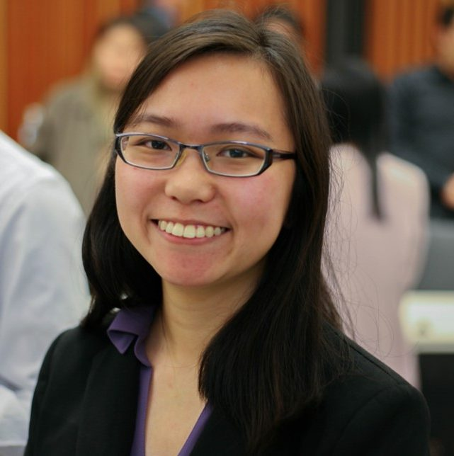 Brandy Tang : Student researcher
