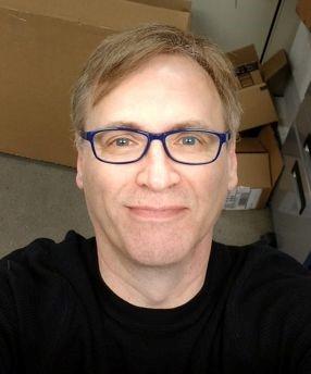 Matt Carson : Research Engineer