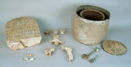 roman burial customs