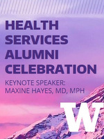 photo: Health Services Alumni Celebration 2018