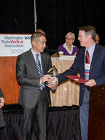 Everett Clinic and Alum Dr. Kent Hu Recognized for Excellence in Addressing Opioid Epidemic