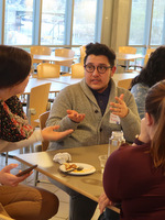 photo: MPH Students and Alumni Connect at Health Equity and Job-Seeking Skills Mixers