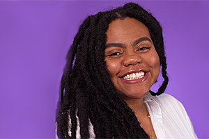photo: Devoting Her Work to Support Black Experiences & Black Women