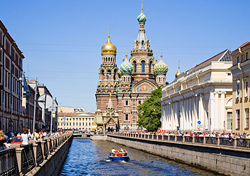 St. Petersburg, Russian Federation