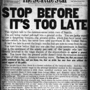 1919 Seattle General Strike