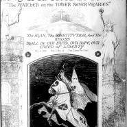 Cover of Watcher on the Tower, October 6, 1923