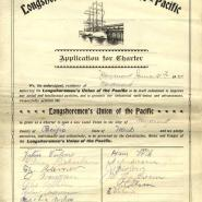 Documents from the ILWU Archives