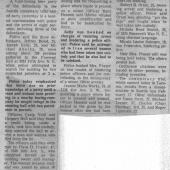 8 Arrested At Beer Party For Trial Defendants, Seattle Times, 11/23/1970 pt. 2