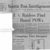 Conspiracy Trial Opens In Tacoma, Seattle PI, 11/24/1970 pt. 1