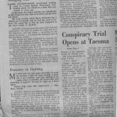 Conspiracy Trial Opens In Tacoma, Seattle PI, 11/24/1970 pt. 3