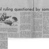 Mistrial Ruling Questioned By Some Jurors, Seattle Times, 12/10/1970