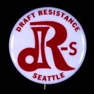 Fred Lonidier Draft Resistance-Seattle Collection