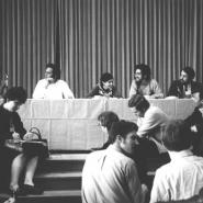 SDS panel, March 1969