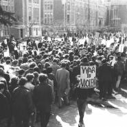 ROTC protest 4, March 6, 1969