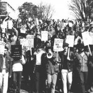 ROTC protest 6 March 6, 1969
