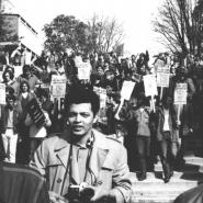 ROTC protest 7, March 6, 1969